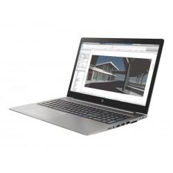 HP ZBook 15u G6 Mobile Workstation - Core i7 8565U / 1.8 GHz - Win 10 Pro 64 bits - 16 Go RAM - 512 Go SSD NVMe,